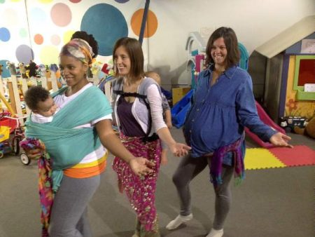 Power of Dance for New Moms