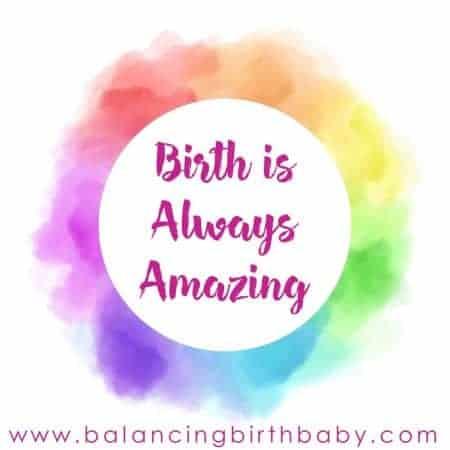 Birth is Always Amazing